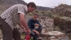 Video «Bietschhornhütte: Feuerlöscher-Kurs» abspielen