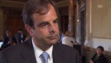 Video «CVP-Präsident Pfister zum Richtungswechsel» abspielen