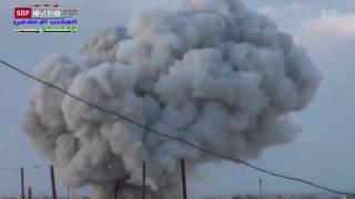 Video «Kriegs-Offensive in Syrien» abspielen
