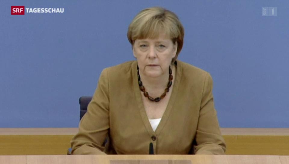 Lüders zu Merkel