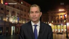 Video «Philipp Zahn: «Politisch kann es für Renzi kritisch werden»» abspielen