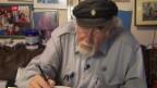 Video «93-jähriger Karikaturist geht in Pension» abspielen