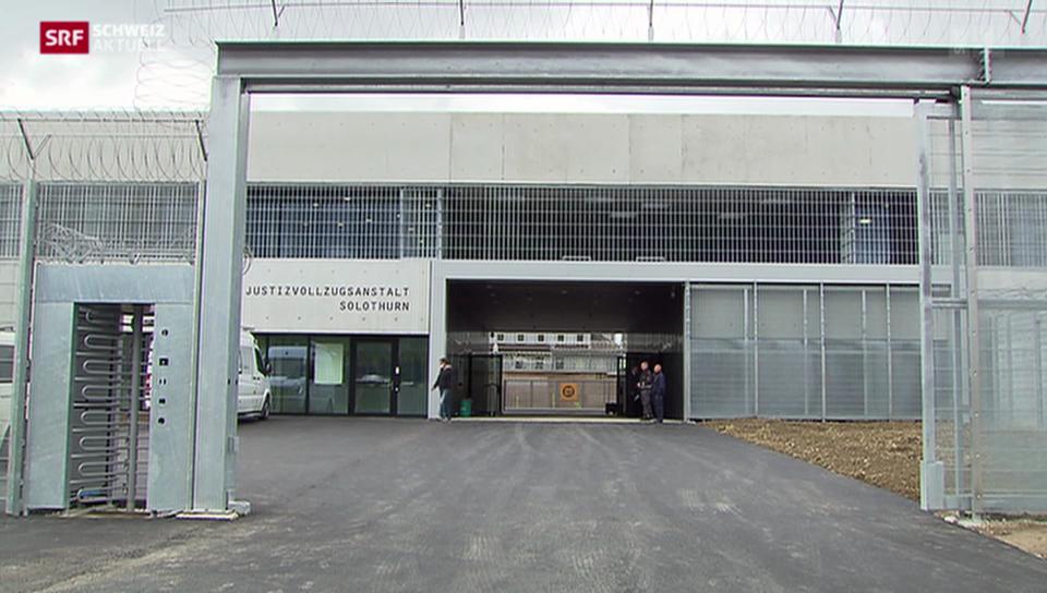 Neues Gefängnis für die Nordwestschweiz