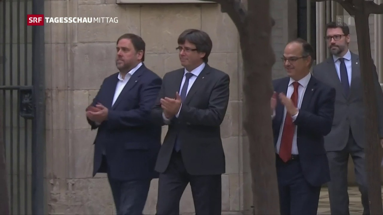 Katalonien am Tag danach