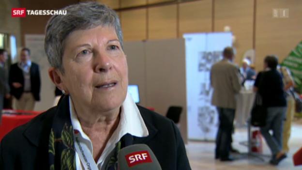 Video «Die Auslandschweizer als Seismograph» abspielen