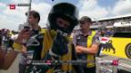 Video «Lüthi 6. auf dem Sachsenring («sportpanorama»)» abspielen