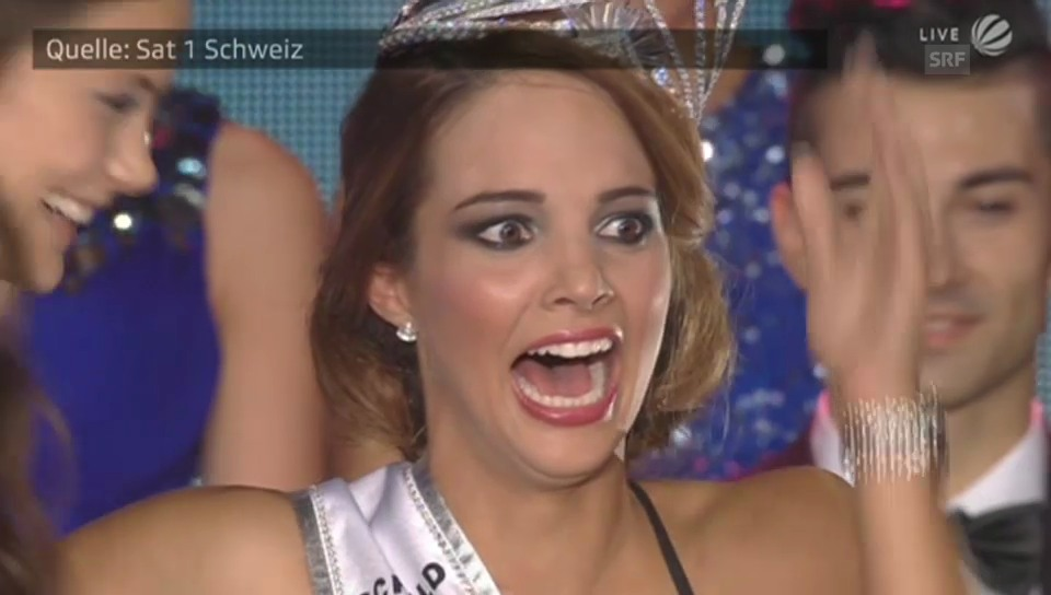 Laetitia Guarino gewinnt den Miss-Schweiz-Titel