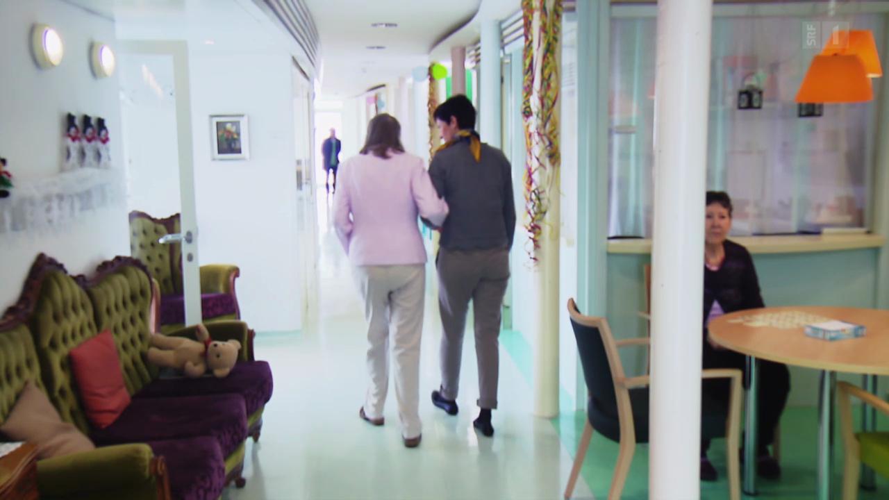 Kantönligeist bei Pflegefällen: Familien werden zur Kasse gebeten