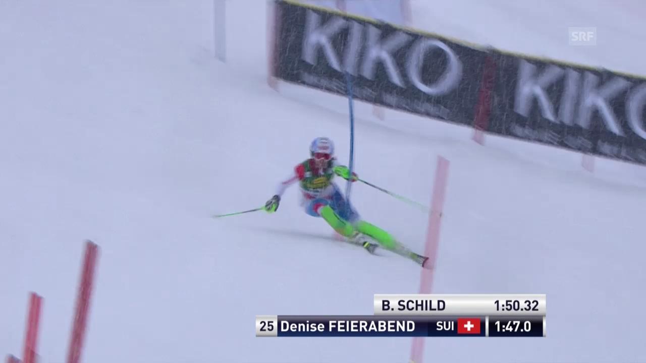 Ski: Slalom Kranjska Gora («sportlive», 02.02.2014)