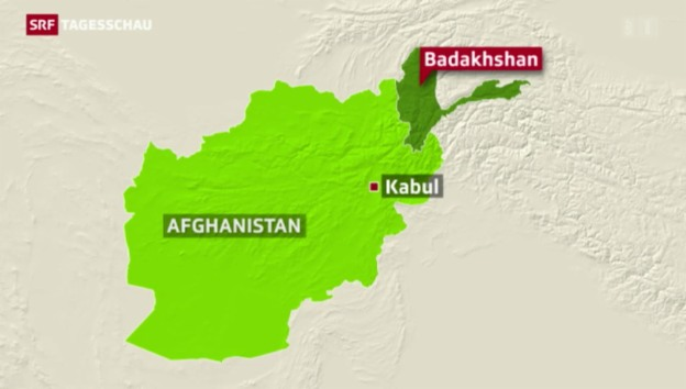 Video «Schlammlawine in Afghanistan» abspielen
