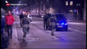 Video «Terrorbedrohung in der Schweiz bleibt hoch» abspielen
