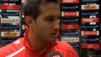 Video «Fussball: Mario Gavranovic und Josip Drmic» abspielen