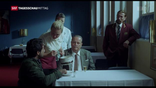 Video «Aki Kaurismäkis jüngster Film» abspielen