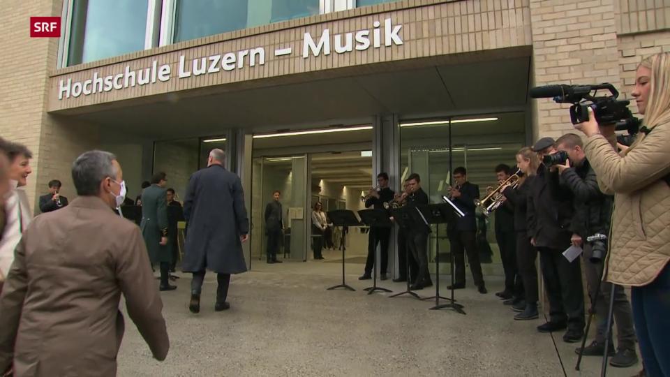 Cussegl federal a Lucerna