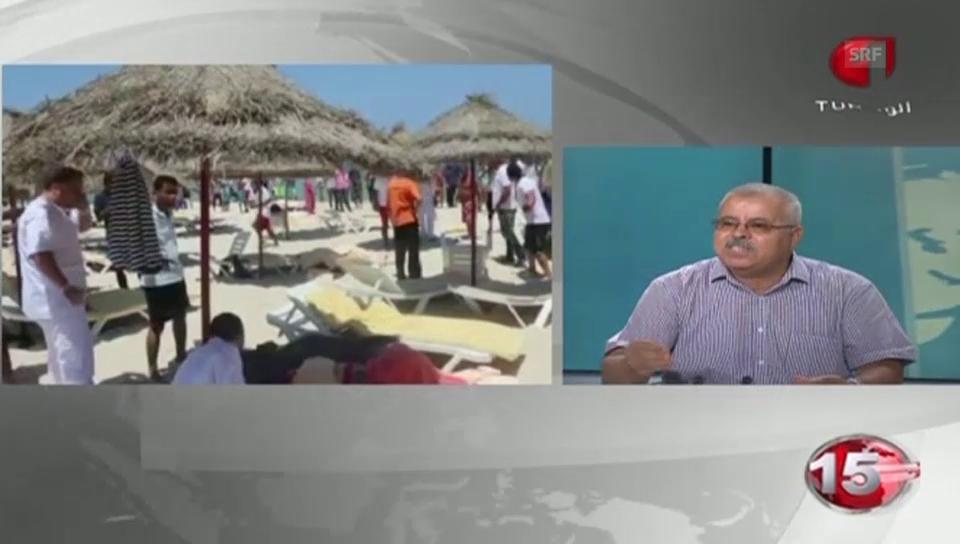 Neueste Bilder aus Sousse (Originalton)