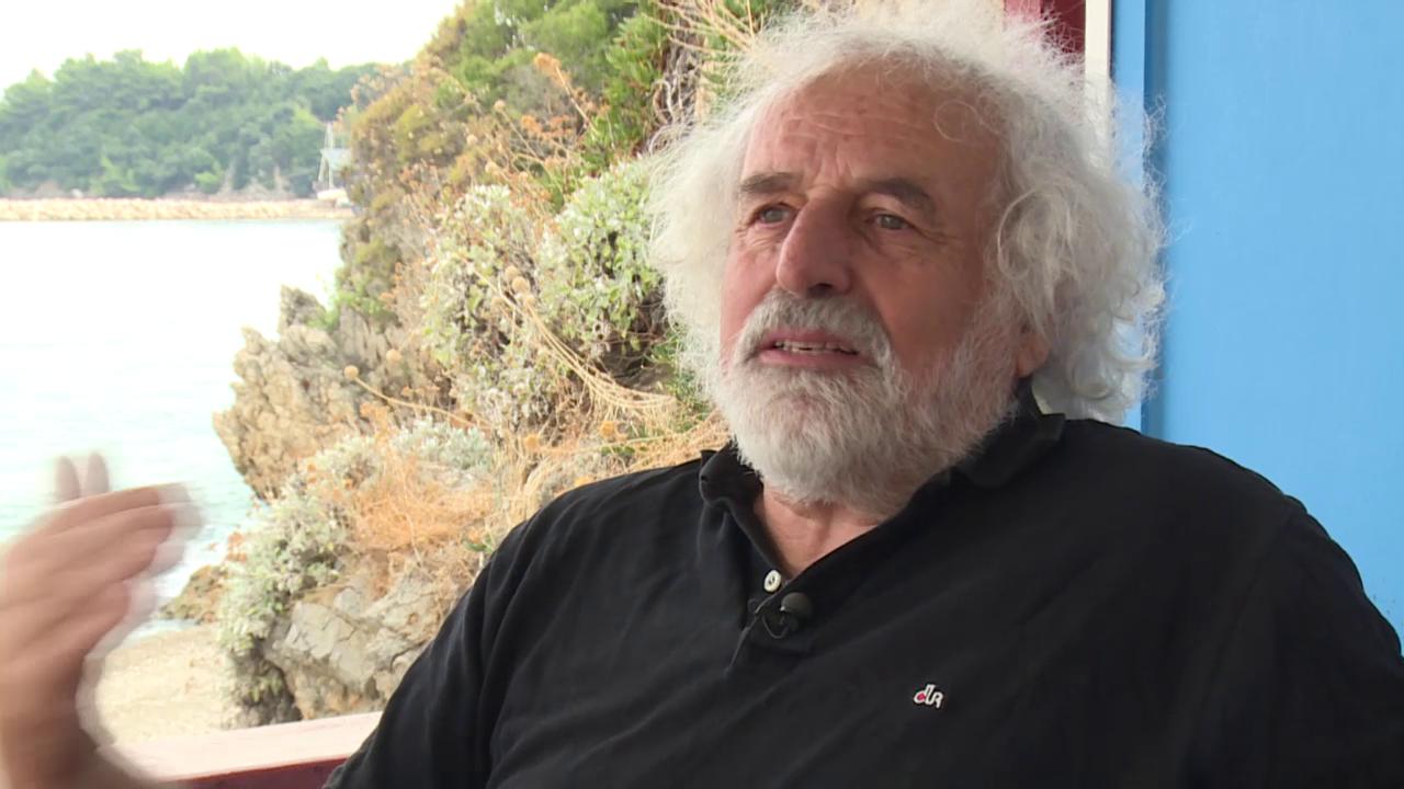 Maxis Matexas: «Kefalonia war die Heimat von Odysseus»