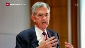 Video «Powell wird neuer FED-Chef» abspielen