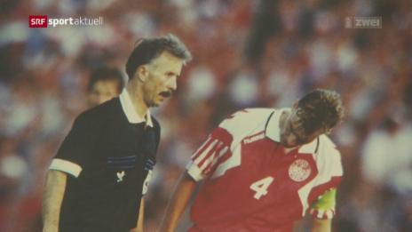 Video «Bruno Galler war damals mittendrin im Fussballwunder» abspielen