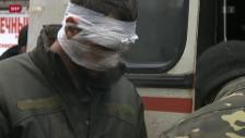 Video «Weitere Eskalation in der Ostukraine» abspielen