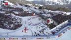 Video «In St. Moritz kommt es jetzt zum Super-Sonntag» abspielen