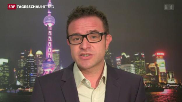 Video «Einschätzung von Korrespondent Pascal Nufer» abspielen