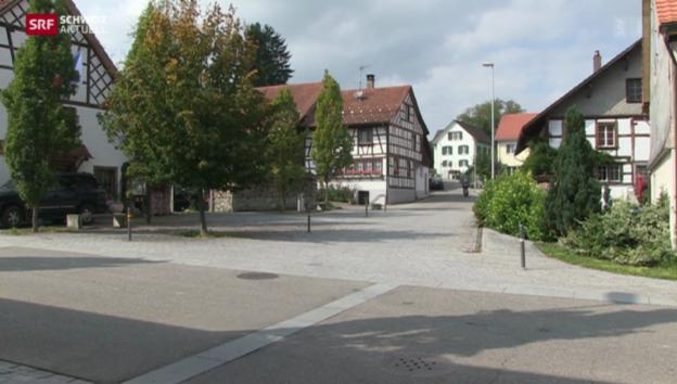 Video «Aufsichtsbeschwerde gegen Hagenbuch» abspielen