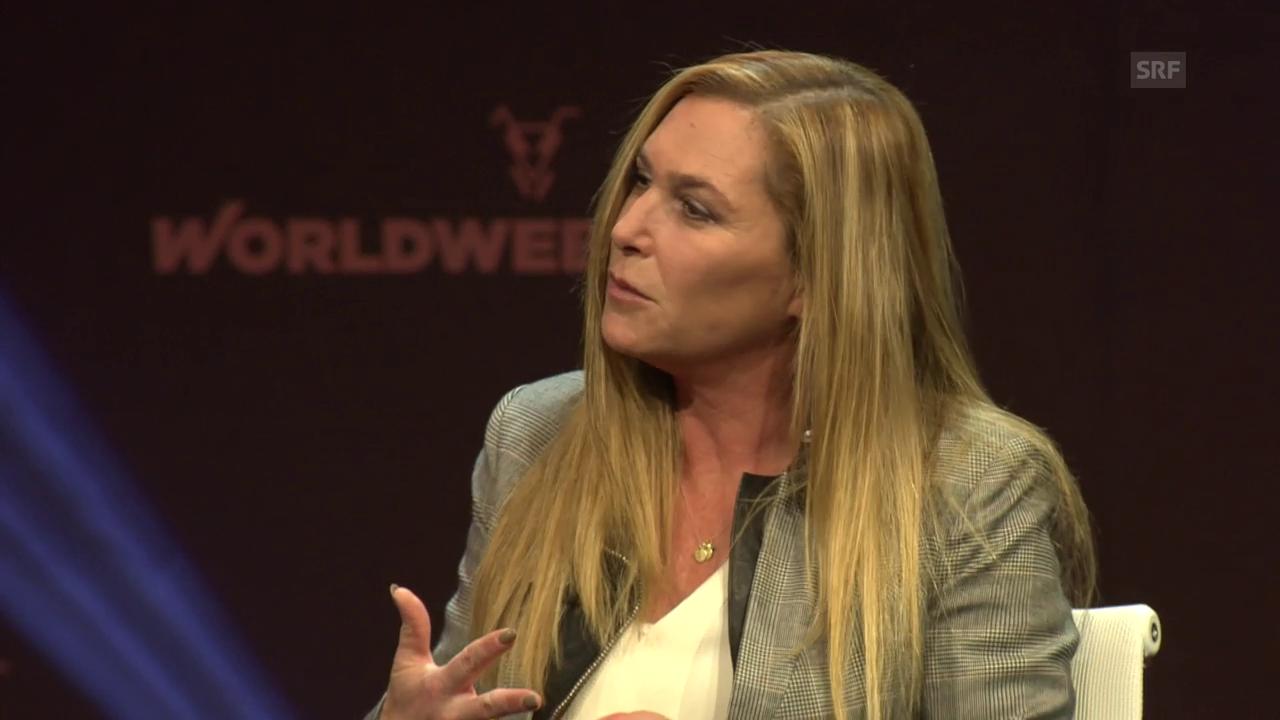 Suzanne DiBianca: Ethische Unternehmen als Säulen der Gesellschaft