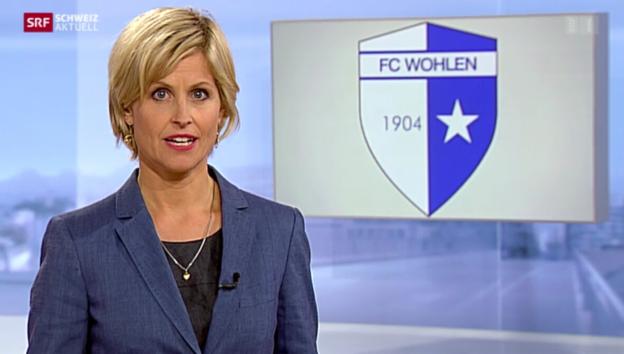 Video «Scheinvertrag beim FC Wohlen» abspielen
