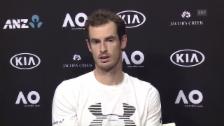 Video «Murray: «Es hat nicht sein sollen» (SNTV)» abspielen