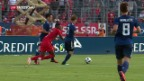 Video «Fussball vor letztem WM-Testspiel» abspielen