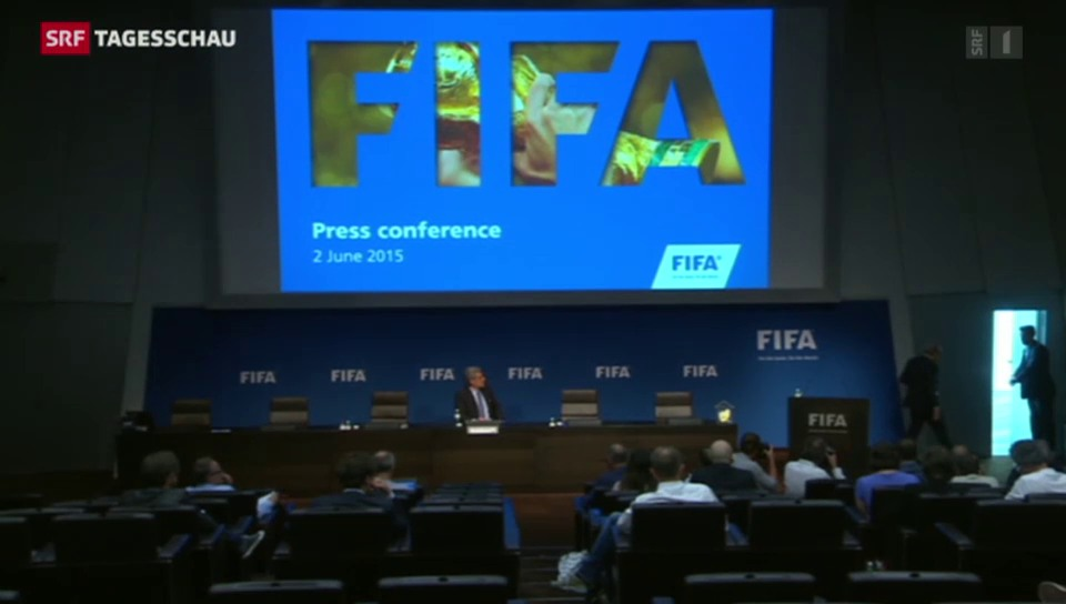 Sepp Blatter tritt ab