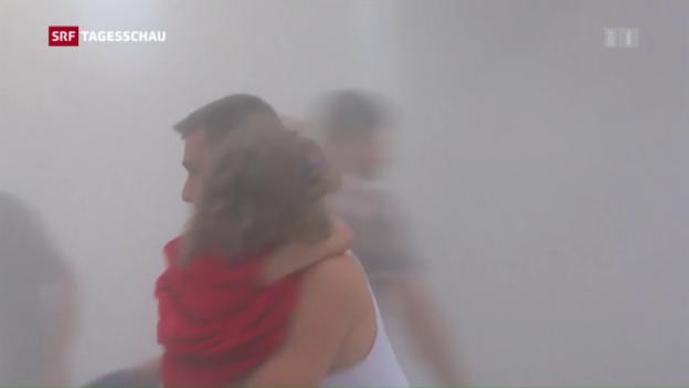 Video «Syrien-Gespräche in Lausanne» abspielen