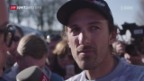 Video «Fabian Cancellara im Interview nach Paris - Roubaix» abspielen