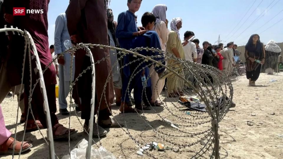 Tema e fuigia dals talibans en l'Afganistan