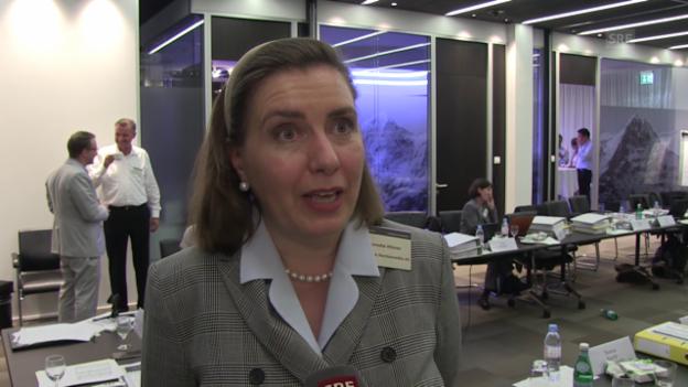 Video «Jeannette Wibmer über den Nachteil von Software-Start-ups» abspielen