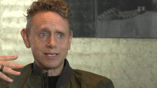 Video «Martin Gore, der heimliche Frontmann von Depeche Mode» abspielen