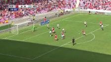 Video «Dzemaili schiesst die Schweiz in Front» abspielen