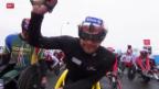 Video «Behindertensport: Die Rollstuhlfahrer am London Marathon» abspielen