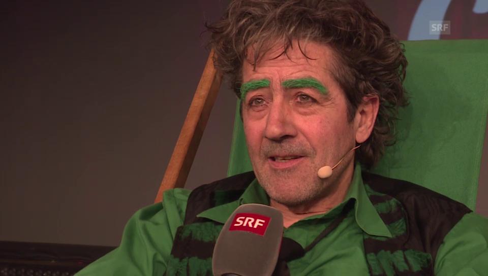 Komiker «Baldrian» über seine Krankheit