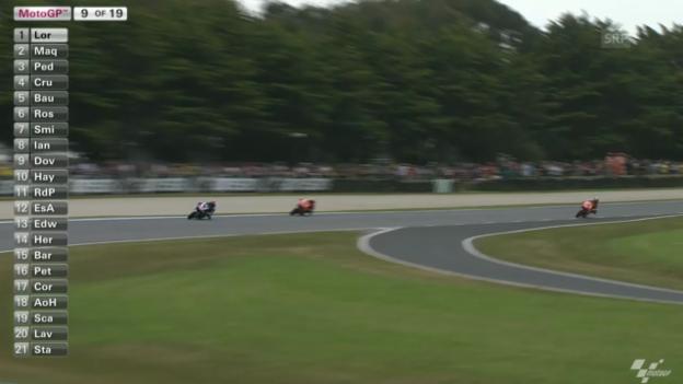 Video «MotoGP: Zusammenfassung («sportpanorama»)» abspielen