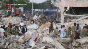 Video «Bombenangriff in Somalia» abspielen