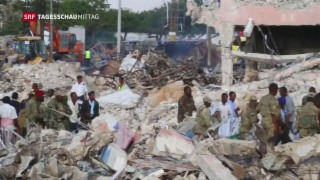 Video «Bombenangriff in Somalia» abspielen
