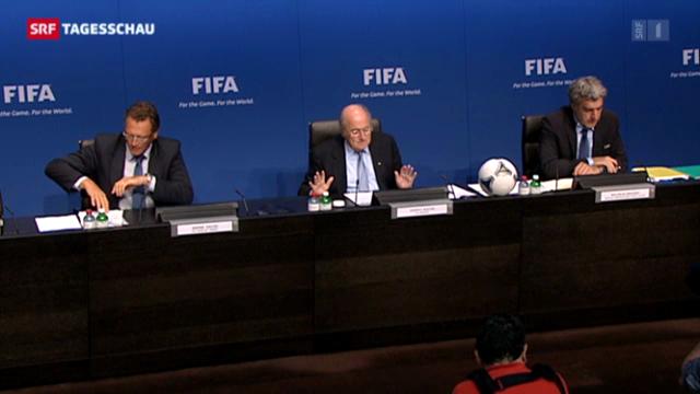 Blatter entlastet