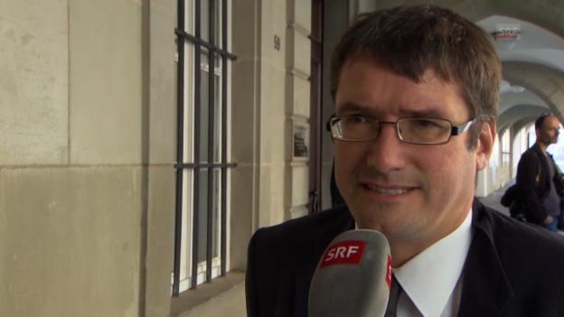 Video «SP-Präsident ist zufrieden mit Deal» abspielen