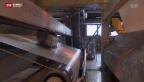 Video «Papierproduktion in Cham eingestellt» abspielen