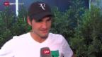 Video «Die Schweizer Tennis-Cracks vor den Australian Open» abspielen