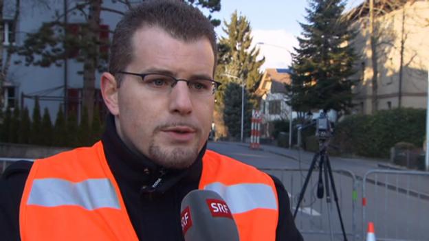 Video «Sprecher der Kantonspolizei Bern» abspielen