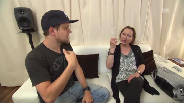 Video «Beatbox-Unterricht by Knackeboul» abspielen