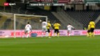 Video «Fussball: Young Boys - Servette» abspielen
