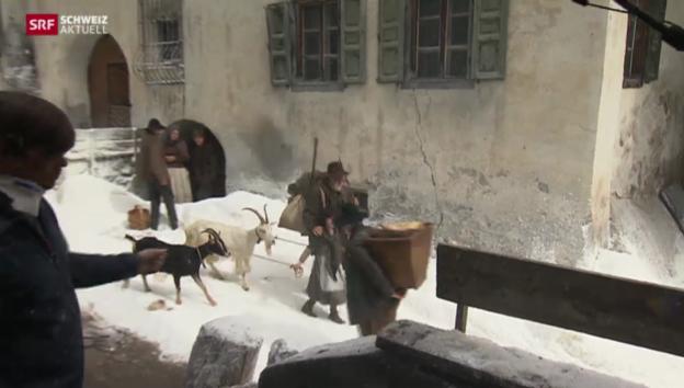 Video «Touristiker buhlen um Heidi» abspielen